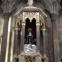 Photo taken at Santuario de Nuestra Señora de la Soledad by Toño on 8/8/2012