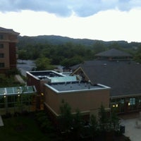 Photo taken at Meadowview Conference Resort & Convention Center by Jeff on 7/16/2012