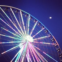 Photo taken at Myrtle Beach SkyWheel by Russell D. on 3/4/2012