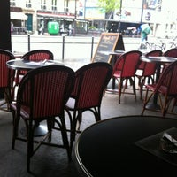 Photo taken at Indiana Café – Montparnasse by Dmitriy I. on 5/2/2012