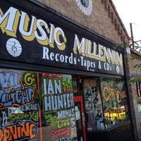 Photo taken at Music Millennium by Adam T. on 8/25/2012