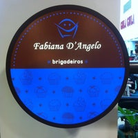 Photo taken at Fabiana D'Angelo Brigadeiros by Roberto S. on 7/15/2012