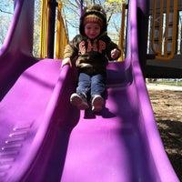 Photo taken at Purple Park by Cheryl M. on 4/18/2012