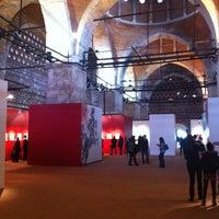 2/17/2012 tarihinde Mesut O.ziyaretçi tarafından Tophane-i Amire Kültür Merkezi'de çekilen fotoğraf