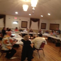 Photo taken at Casa Columbo Civic Association by Dr. Brod H. on 7/11/2012