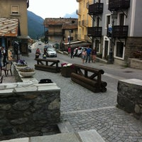 Photo taken at Cogne by Liuc on 6/18/2012