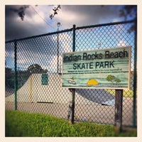 Photo taken at Irb Skate Park by Beentheredoingthat on 7/30/2012