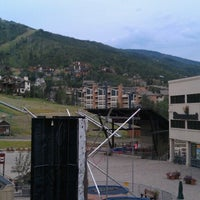 Photo taken at Gondola Square by Amy M. on 7/14/2012