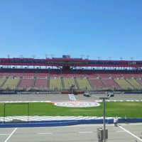 Photo taken at Auto Club Speedway by Rick L. on 6/24/2012