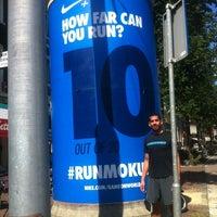 Photo taken at runmokum #10 by Fabian W. on 7/22/2012