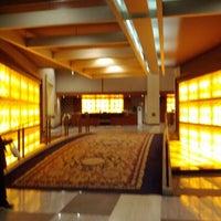 Photo taken at プレミアホテル -TSUBAKI- 札幌 by anidiru on 3/17/2012