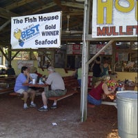 Photo taken at The Fish House by Eric F. on 3/3/2012