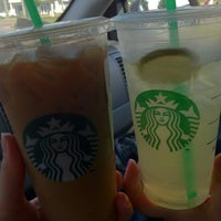 Photo taken at Starbucks by Samira I. on 7/16/2012