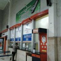 Photo taken at Stasiun Malang Kotabaru by Eka J. on 8/19/2012