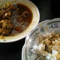 "Photo taken at Sate, Tongseng, dan Gule Kambing ""Pak Gito"" by wardiman t-shatsu on 7/6/2012"