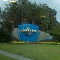 Photo taken at Universal Orlando Resort by Lea B. on 2/27/2012