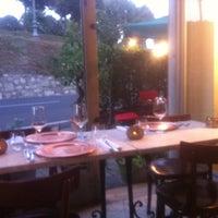 Photo taken at Osteria Miranda by Lorenzo on 9/6/2012