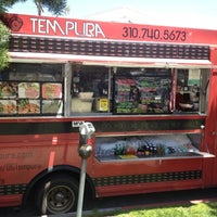 Photo taken at OG Tempura Truck by dutchboy on 7/16/2012