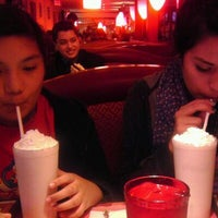 Photo taken at Broadway Diner by Marco P. on 2/25/2012