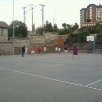 Photo taken at Parque de Pantoja by Nacho L. on 9/5/2012