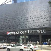 Foto tirada no(a) Pepsi Center WTC por Juan  M. F. em 6/6/2012