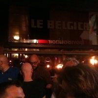 Das Foto wurde bei Le Belgica von Kent am 5/25/2012 aufgenommen