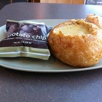 Photo taken at Panera Bread by Lori G. on 6/14/2012