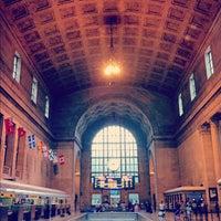 Photo taken at Union Station (YBZ) by Leonardo F. on 6/17/2012