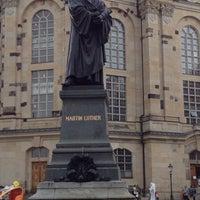7/1/2012 tarihinde Murat A.ziyaretçi tarafından Martin-Luther-Denkmal'de çekilen fotoğraf