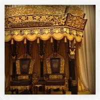 Photo taken at Muzium DiRaja (Royal Museum) by Joy C. on 5/20/2012