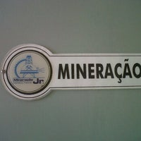 Photo taken at Mineração Consultoria Jr. by Jeffson F. on 4/23/2012