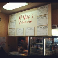 Photo taken at Anna's Taqueria by Mike M. on 8/21/2012