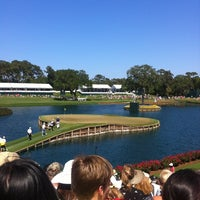 Photo taken at TPC Sawgrass by Ricky B. on 5/11/2012