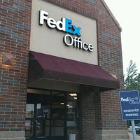 Photo taken at FedEx Office Print & Ship Center by Bernadette H. on 5/19/2012