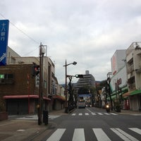 Photo taken at 長崎城栄商店街 by kote37 on 2/19/2012