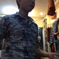 Photo taken at Shop Huyen Tran by Le Vu Thu Thao♨ on 5/2/2012