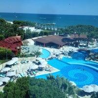 7/4/2012 tarihinde Anna F.ziyaretçi tarafından Cornelia De Luxe Resort'de çekilen fotoğraf