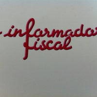 Photo taken at O Informador Fiscal by Nuno F. on 5/7/2012
