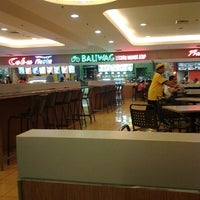 Photo taken at SM Food Court by Benz C. on 6/24/2012