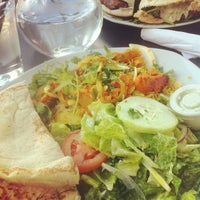 Photo taken at Cafe Rakka by Chase S. on 5/9/2012