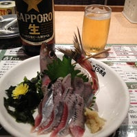 Photo taken at さくら水産 船橋南口店 by Hirotoshi B. on 7/21/2012
