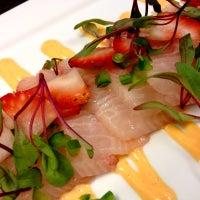 Das Foto wurde bei Oceanaire Seafood Room von Richard E. am 8/10/2012 aufgenommen