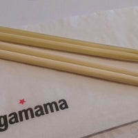 Photo taken at wagamama by Sergejs C. on 8/23/2012
