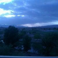 Photo taken at Sheraton Wild Horse Pass Resort & Spa by Jennifer T. on 4/15/2012