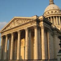 Photo taken at Panthéon by Alex S. on 5/31/2012