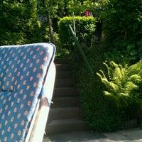 Photo taken at unser Garten by Laura M. on 5/27/2012