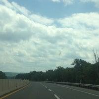 Photo taken at I-476 by Jenna I. on 8/12/2012