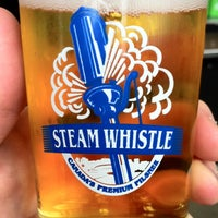 Photo prise au Steam Whistle Brewing par Patrick J. le8/14/2012