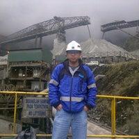 Photo taken at Lower Ore Flow MLA PORTAL by Kiki R. on 5/12/2012