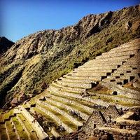 Foto scattata a Machu Picchu da Domenico M. il 7/11/2012